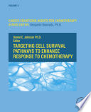 Targeting Cell Survival Pathways to Enhance Response to Chemotherapy Book