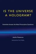Pdf Is the Universe a Hologram?