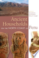 Book cover for Ancient households on the north coast of Peru