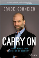 Carry On Sound Advice from Schneier on Security.