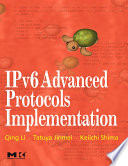 IPv6 Advanced Protocols Implementation
