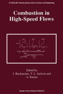 Combustion in High Speed Flows