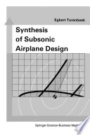 Synthesis of Subsonic Airplane Design Book