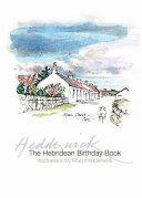 Hebridean Birthday Book