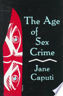The Age Of Sex Crime