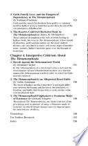 Readings on The Metamorphosis