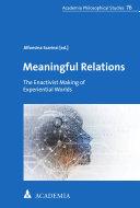 Meaningful Relations Pdf/ePub eBook