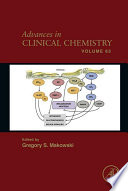 Advances In Clinical Chemistry Book PDF