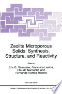 Zeolite Microporous Solids Synthesis Structure And Reactivity