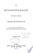 The Ecclesiologist