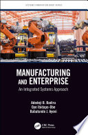 Manufacturing and Enterprise Book