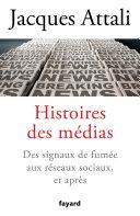 Pdf Histoires des médias Telecharger