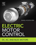 Cover of Electric Motor Control