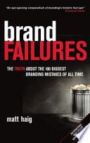 Brand Failures Book PDF