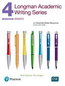 Cover of Longman Academic Writing Series 4 SB with Online Resources