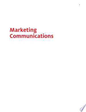 Download Marketing Communications PDF