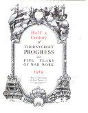 Half a Century of Thornycroft Progress and Five Years of War Work