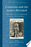 Confucius and the Analects Revisited