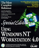 Special Edition Using Windows NT Workstation 4 0