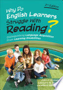 Why Do English Learners Struggle With Reading