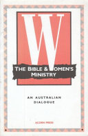 The Bible And Women S Ministry