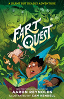 Fart Quest Book