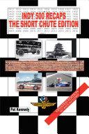 Indy 500 Recaps Pdf/ePub eBook