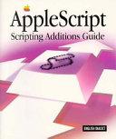 AppleScript Scripting Additions Guide