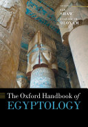 The Oxford Handbook of Egyptology Pdf/ePub eBook
