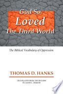 God So Loved the Third World