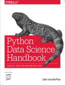 Pdf Python Data Science Handbook Telecharger
