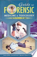 Guide to Forensic Medicine   Toxicology Book