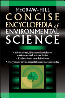 McGraw Hill Concise Encyclopedia Of Environmental Science