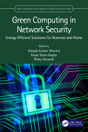 Green Computing in Network Security