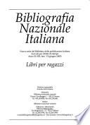 Bibliografia nazionale italiana. Libri per ragazzi