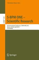 S BPM ONE   Scientific Research