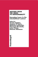 Moving from the crisis to sustainability. Emerging issues in the international context