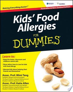 Download Kids' Food Allergies for Dummies online Books - godinez books