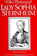 History of Lady Sophia Sternheim, The [Pdf/ePub] eBook