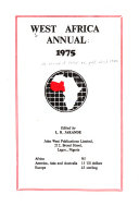 West Africa Annual