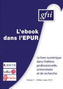 L'ebook dans l'EUR