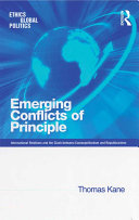 Emerging Conflicts of Principle: International Relations and ...