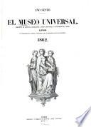 El museo universal  , Volume 6