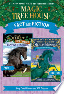 Magic Tree House Fact   Fiction  Horses