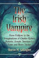 The Irish Vampire Book