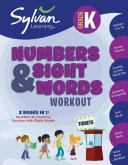 Kindergarten Numbers   Sight Words Workout
