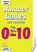 Read Online Games and Activities 0-10 For Free
