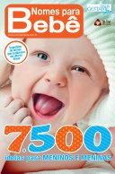 Almanaque da Gestante Extra 34 – Nomes para Bebês