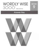 Wordly Wise 3000 Book 9 AK 3rd Edition