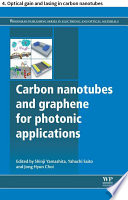 Carbon nanotubes and graphene for photonic applications Book